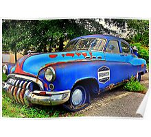 Buick Super 2 Poster