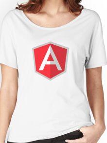 angularjs Women's Relaxed Fit T-Shirt