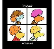 Fragglez Photographic Print