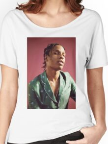 ASAP ROCKY Women's Relaxed Fit T-Shirt