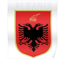 Albania National Sports Design - Albanian Pride Poster
