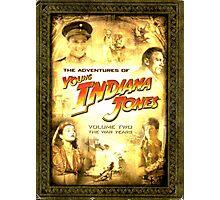young Indiana Jones  Photographic Print