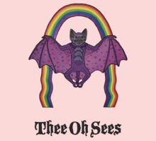 Thee Oh Sees One Piece - Short Sleeve
