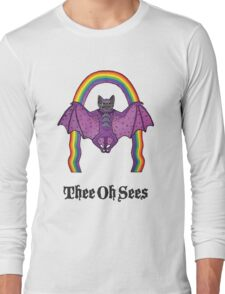 Thee Oh Sees Long Sleeve T-Shirt