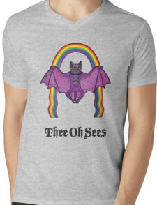 Thee Oh Sees Mens V-Neck T-Shirt