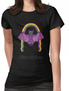 Thee Oh Sees Womens Fitted T-Shirt