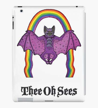 Thee Oh Sees iPad Case/Skin
