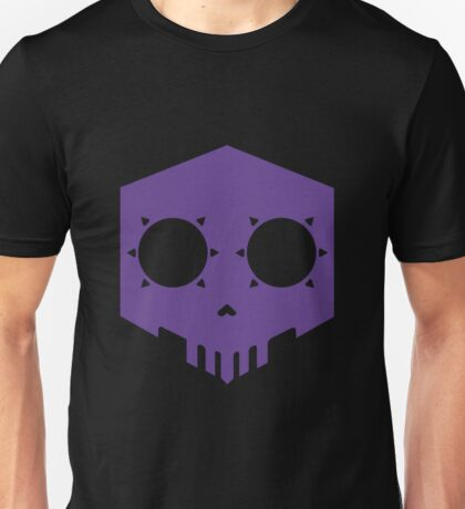 Overwatch - Sombra - Who has the information Holds all the Cards Unisex T-Shirt