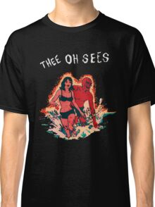 Thee Oh Sees 2 Classic T-Shirt