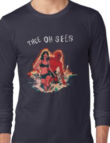 Thee Oh Sees 2 Long Sleeve T-Shirt