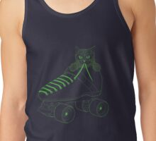 Puss in Boot Tank Top