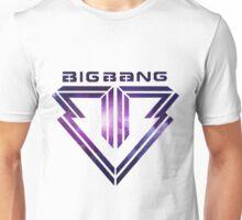 Big bang Logo Galaxy Unisex T-Shirt