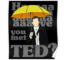 HAAAAVE you met Ted? Poster