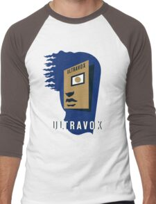 Ultravox Rage in Eden Men's Baseball ¾ T-Shirt