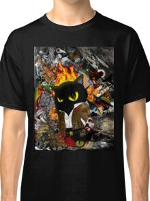 Cat Behemoth (Master & Margarita) Classic T-Shirt