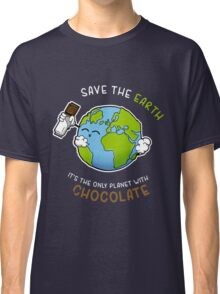 Save Chocolate Classic T-Shirt