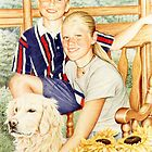 The Carter Kids by Margaret Harris