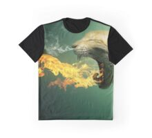 Deviant Art Graphic T-Shirt