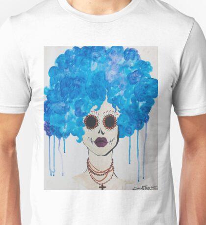 Xochitl Azul  Unisex T-Shirt