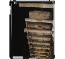 Ancient Columns in Athens, Greece iPad Case/Skin