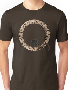 Queens Of The Stone Age Typography Unisex T-Shirt
