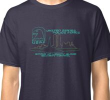 USPF Security Control Classic T-Shirt