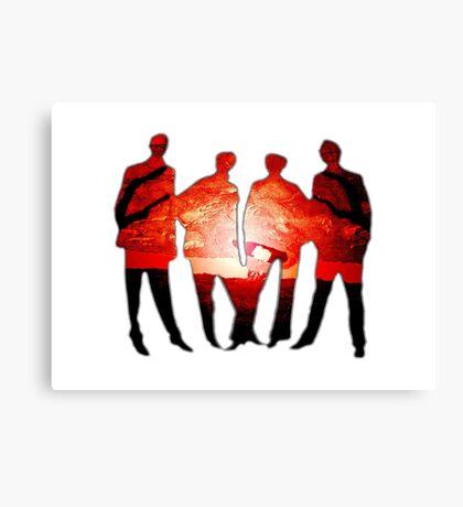 Ashtray Heart (Reprise) Canvas Print