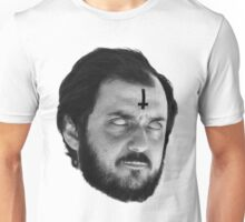 Stanley Kubrick | Inverted Cross Unisex T-Shirt