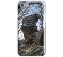 Twixt the Trees iPhone Case/Skin