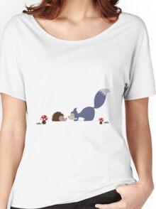 Woodland Friends Women's Relaxed Fit T-Shirt