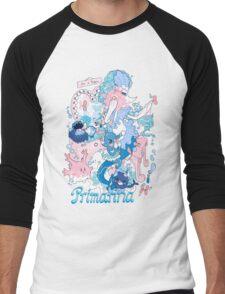 Starter's family: Primarina Men's Baseball ¾ T-Shirt