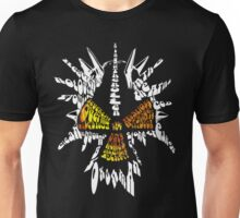 Corrosion Of Conformity Typography (White Version) Unisex T-Shirt