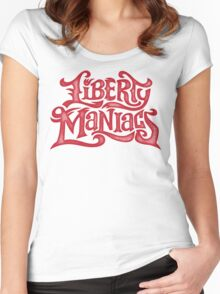 Liberty maniacs Women's Fitted Scoop T-Shirt