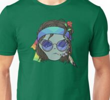Alien Hippy Unisex T-Shirt
