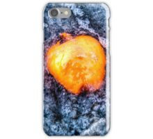 Apple on the Beach - part 6 iPhone Case/Skin