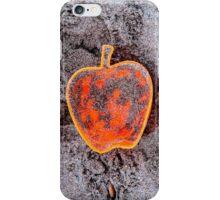 Apple on the Beach - part 7 iPhone Case/Skin