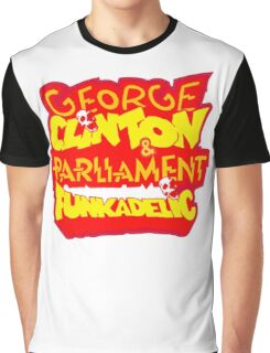 Parliament Funkadelic Graphic T-Shirt