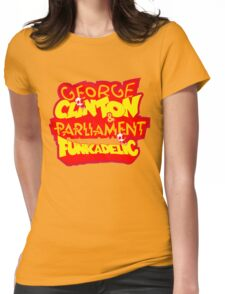 Parliament Funkadelic Womens Fitted T-Shirt