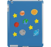 Cute Space Pattern iPad Case/Skin