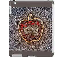 Apple on the Beach - part 8 iPad Case/Skin