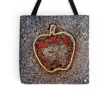 Apple on the Beach - part 8 Tote Bag