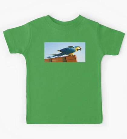 Macaw Extended Kids Tee