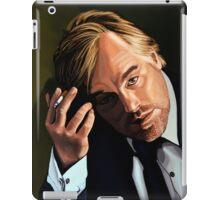 Philip Seymour Hoffman Painting iPad Case/Skin