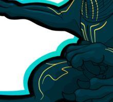 Knifehead from Pacific Rim Kaiju Series #2 Sticker
