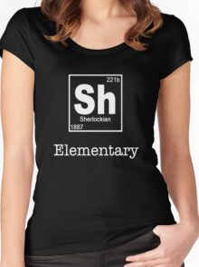 Elementary Women's Fitted Scoop T-Shirt