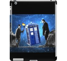 Doctor Who? Frankenstein? iPad Case/Skin