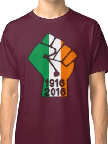 Ireland 1916 Power Fist Classic T-Shirt
