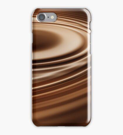 Liquid Chocolate iPhone Case/Skin