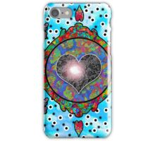 Love Seed NO.104, ''Life's Compass''  iPhone Case/Skin