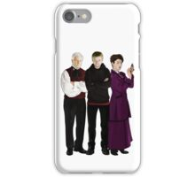 Doctor Who - The Three Masters iPhone Case/Skin